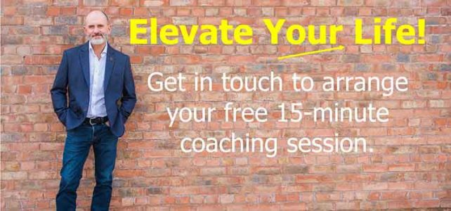 Gordon Elevate Your Life Banner